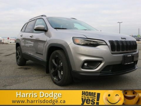 New 2019 Jeep Cherokee North FWD