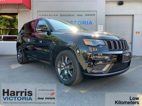 Pre-Owned 2019 Jeep Grand Cherokee Limited X Low Kilometers 4x4 Sport Utility