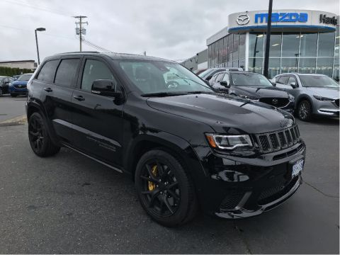 Pre-Owned 2018 Jeep Grand Cherokee SERVICE RECORDS / CLEAN / LOW KM / 700 HORSEPOWER!