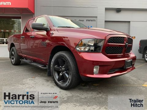 Pre-Owned 2020 Dodge Ram Express