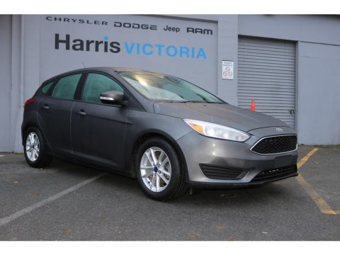 Pre-Owned 2016 Ford Focus SE No Accidents