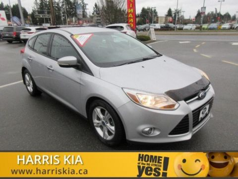 Pre-Owned 2012 Ford Focus SE - Manual,Red Interior - CD Player Front Wheel Drive Sedan
