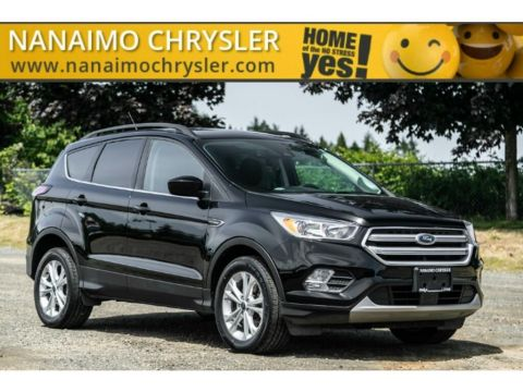 Pre-Owned 2018 Ford Escape SE One Owner No Accidents