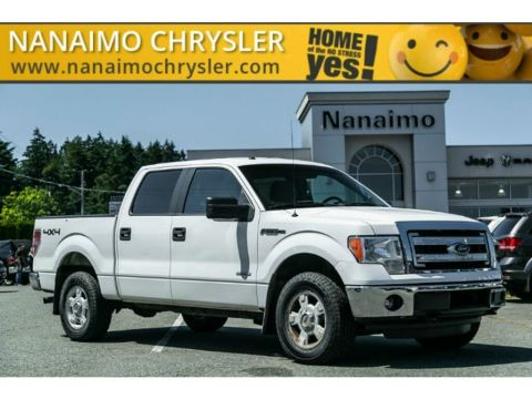 Pre-Owned 2013 Ford F-150 XLT No Accidents Low Kilometers