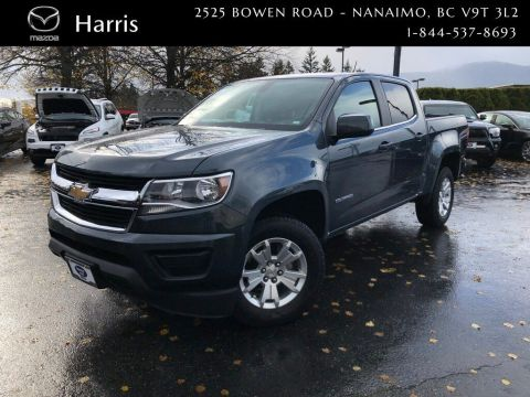 Pre-Owned 2019 Chevrolet Colorado 4WD LT With One Owner & Low Kilometers Truck