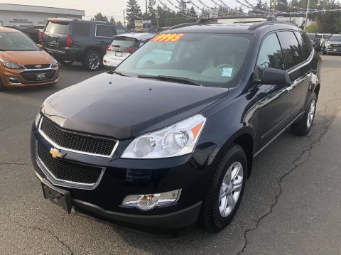 Pre-Owned 2010 Chevrolet Traverse 1LS