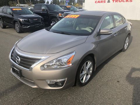 Pre-Owned 2014 Nissan Altima