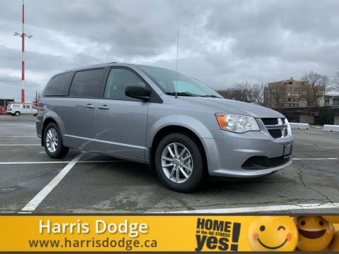 New 2019 Dodge Grand Caravan SXT Plus