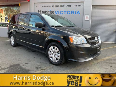 Pre-Owned 2016 Dodge Grand Caravan SXT Accident Free