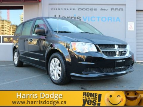 Pre-Owned 2017 Dodge Grand Caravan CVP Low Mileage