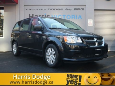 New 2019 Dodge Grand Caravan CVP/SXT