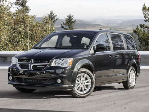 New 2020 Dodge Grand Caravan Premium Plus