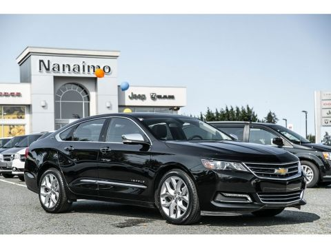 Pre-Owned 2019 Chevrolet Impala Premier No Accidents Power Sunroof