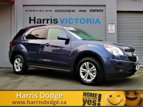 Pre-Owned 2014 Chevrolet Equinox LT,Rear view camera