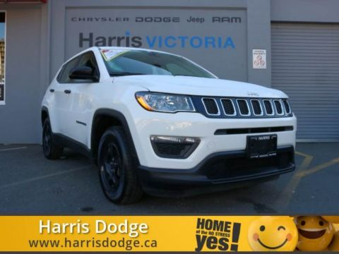 Pre-Owned 2018 Jeep Compass Sport,One Owner