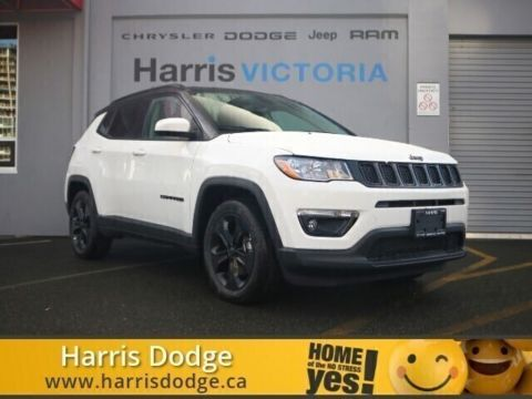 New 2019 Jeep Compass North FWD