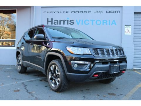Pre-Owned 2017 Jeep Compass Trailhawk Cornering Fog Lamps
