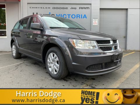 New 2019 Dodge Journey CVP/SE