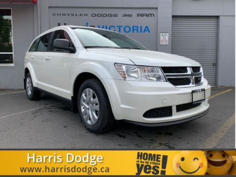 New 2019 Dodge Journey Canada Value Package