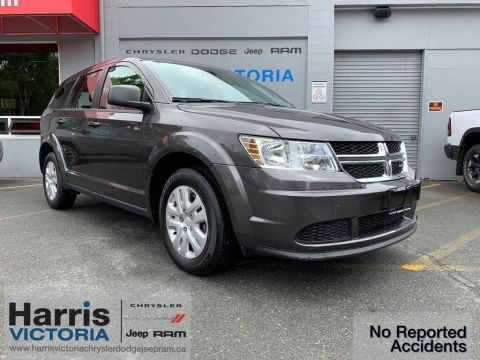 Pre-Owned 2018 Dodge Journey CVP No Accidents Front Wheel Drive Sport Utility