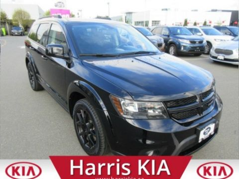 Pre-Owned 2016 Dodge Journey SXT 7 Passenger FWD Low Kilometers