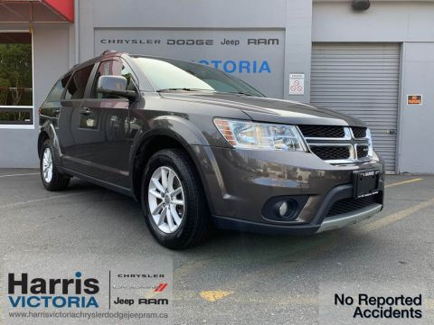 Pre-Owned 2016 Dodge Journey SXT 3-Row Seating