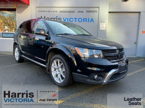 Pre-Owned 2017 Dodge Journey Crossroad Local Vehicle