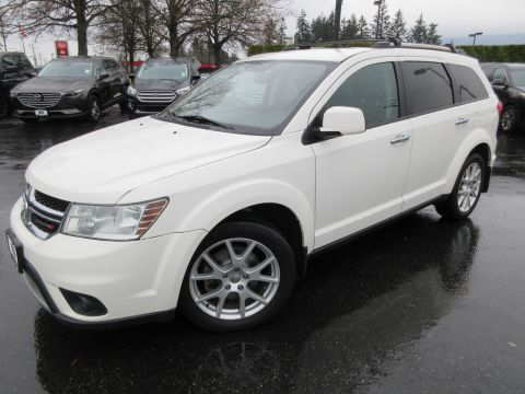 Pre-Owned 2013 Dodge Journey RT AWD