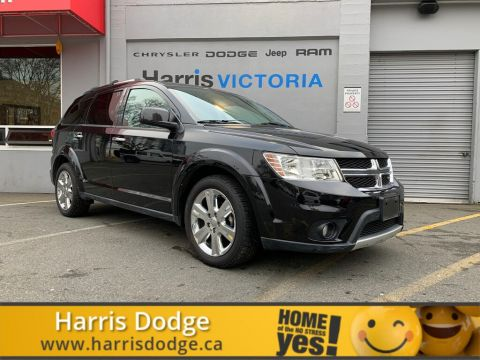 Pre-Owned 2012 Dodge Journey R/T No Accidents All Wheel Drive Sport Utility