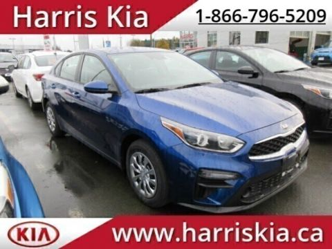 New 2019 Kia Forte LX Auto Heated Seats Blue Tooth