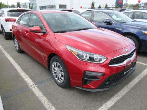 New 2019 Kia Forte LX Manual Heated Seats Blue Tooth