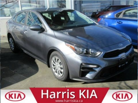 New 2019 Kia Forte LX Heated Seats Blue Tooth