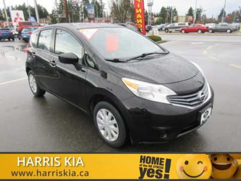 Pre-Owned 2015 Nissan Versa Note S Air Conditioning and Bluetooth Sedan
