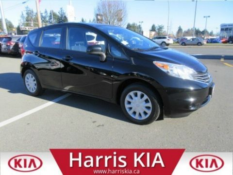 Pre-Owned 2014 Nissan Versa Note SV Hatchback Low Kilometers
