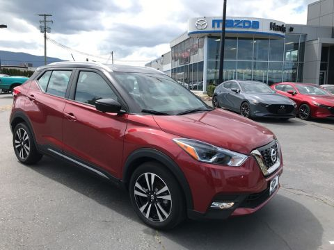 Pre-Owned 2019 Nissan Kicks ACCIDENT FREE / ONE LOCAL OWNER / SERVICE RECORDS!