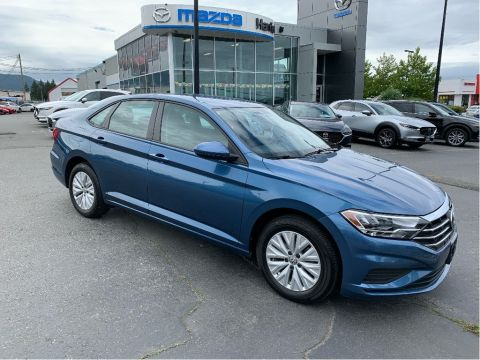Pre-Owned 2019 Volkswagen Jetta LOW KILOMETRES / FUEL EFFICIENT / SERVICE RECORDS