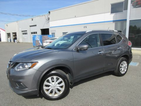 Pre-Owned 2016 Nissan Rogue S - AWD