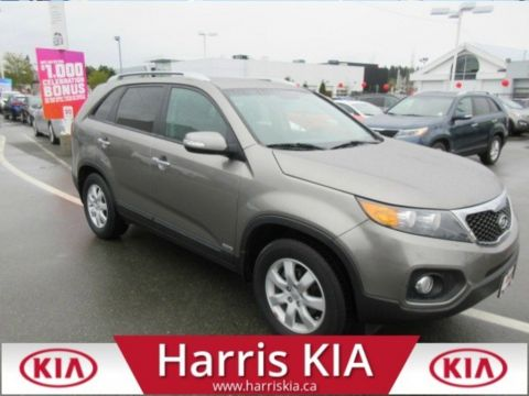 Pre-Owned 2012 Kia Sorento LX AWD Low Kilometers Heated Seats