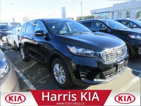 New 2019 Kia Sorento LX FWD Heated Seats Blue Tooth