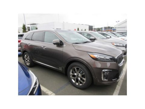 New 2019 Kia Sorento SXL AWD Navigation Sunroof Leather