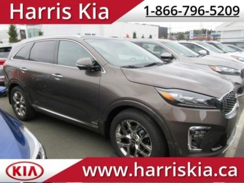 New 2019 Kia Sorento SXL AWD Navigation 0% For 84 Months