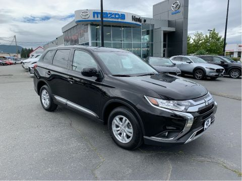 Pre-Owned 2020 Mitsubishi Outlander ONE OWNER / NO ACCIDENTS / SERVICE RECORDS