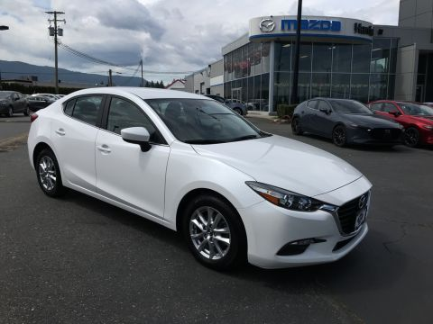 Pre-Owned 2017 Mazda3 LOCALLY OWNED/BOUGHT AND SERVICED AT HARRIS MAZDA! Front Wheel Drive Sedan
