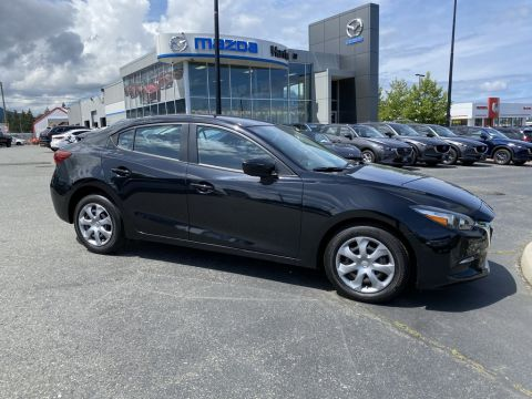 Pre-Owned 2018 Mazda3 ONE OWNER / NO ACCIDENTS / SERVICE RECORDS