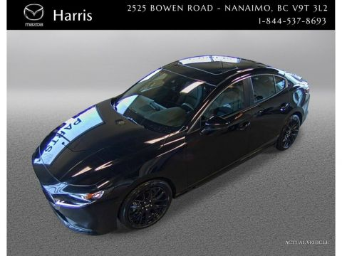 Certified Pre-Owned 2019 Mazda3 GS With No Accidents ! FWD Sedan