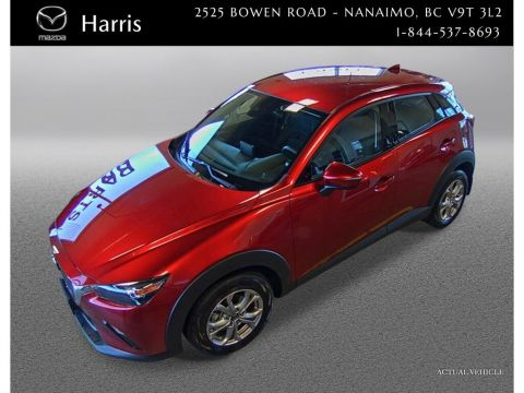 New 2020 Mazda CX-3 GS AUTO FWD