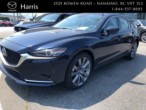 New 2019 Mazda6 GT with Bose sound system & NAVIGATION