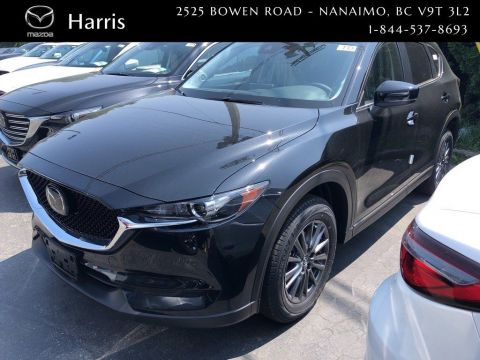 New 2019 Mazda CX-5 GS With HEATED seats & Power dimming mirror
