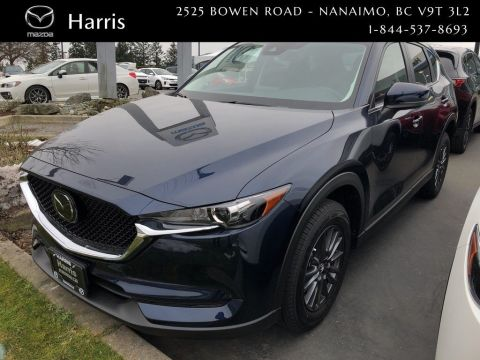 New 2019 Mazda CX-5 GS With HEATED Steering Wheel & LED Headlights