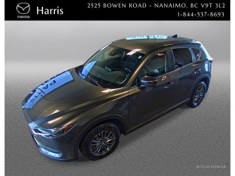 Certified Pre-Owned 2019 Mazda CX-5 GX With Heated seats & Electronic park brake!! AWD